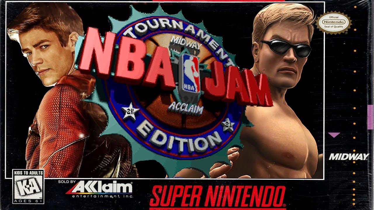 1994 'NBA Jam Tournament Edition' Receives a 2021 Roster Update
