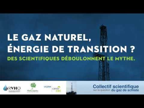 Briefing des médias     Gaz naturel - une énergie de transition?