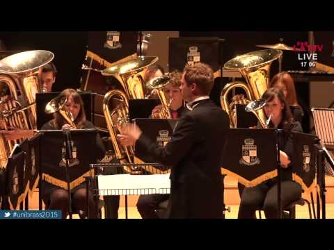 The Good, The Bad & The Ugly - Lancaster at UniBrass 2015