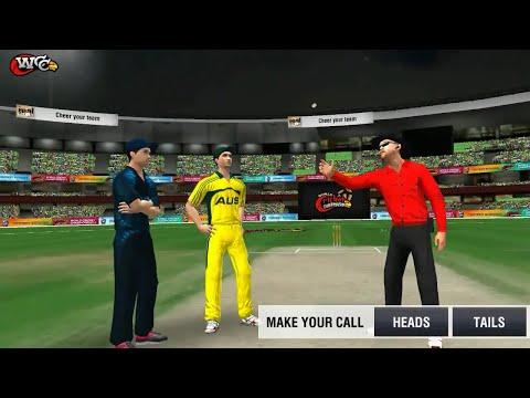 21sr February Final Tri Series T20 Australia Vs New Zealand World Cricket Championship 2 Gameplay