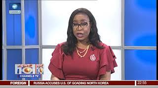 Nigeria Confident Despite Likely Tough World Cup Draw Pt.4 |News@10| 30/11/17