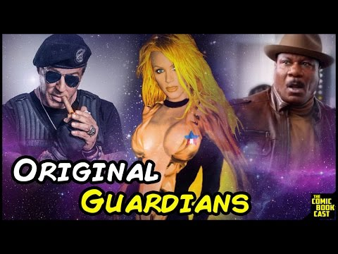 Original GOTG Characters & Actors CONFIRMED for Guardians of the Galaxy
