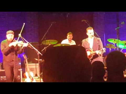 Cabinet - The Dove with Holly Bowling - Kirby Center 12.23.16