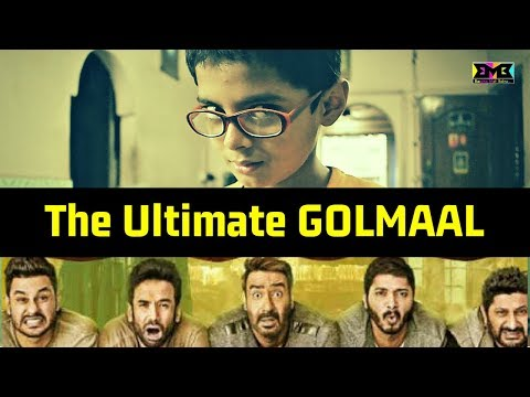 The Ultimate GOLMAAL | BMB