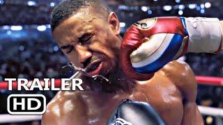 CREED 2 Rocky Vs Drago Trailer (NEW 2018) Michael B. Jordan, Sylvester Stallone Movie HD