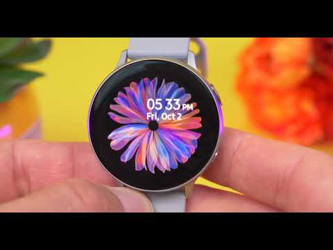 Samsung Galaxy Watch Active 2|Watch Before You Buy