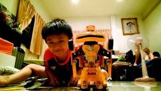 Review Transformor Autorobot #BubbleB EP.1
