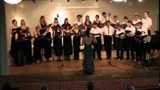Ej, vandrovali hudci (audio) – Post Scriptum choir