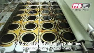PPN & Seal Pack  Jelly Filling Sealing Machine SP 1206B