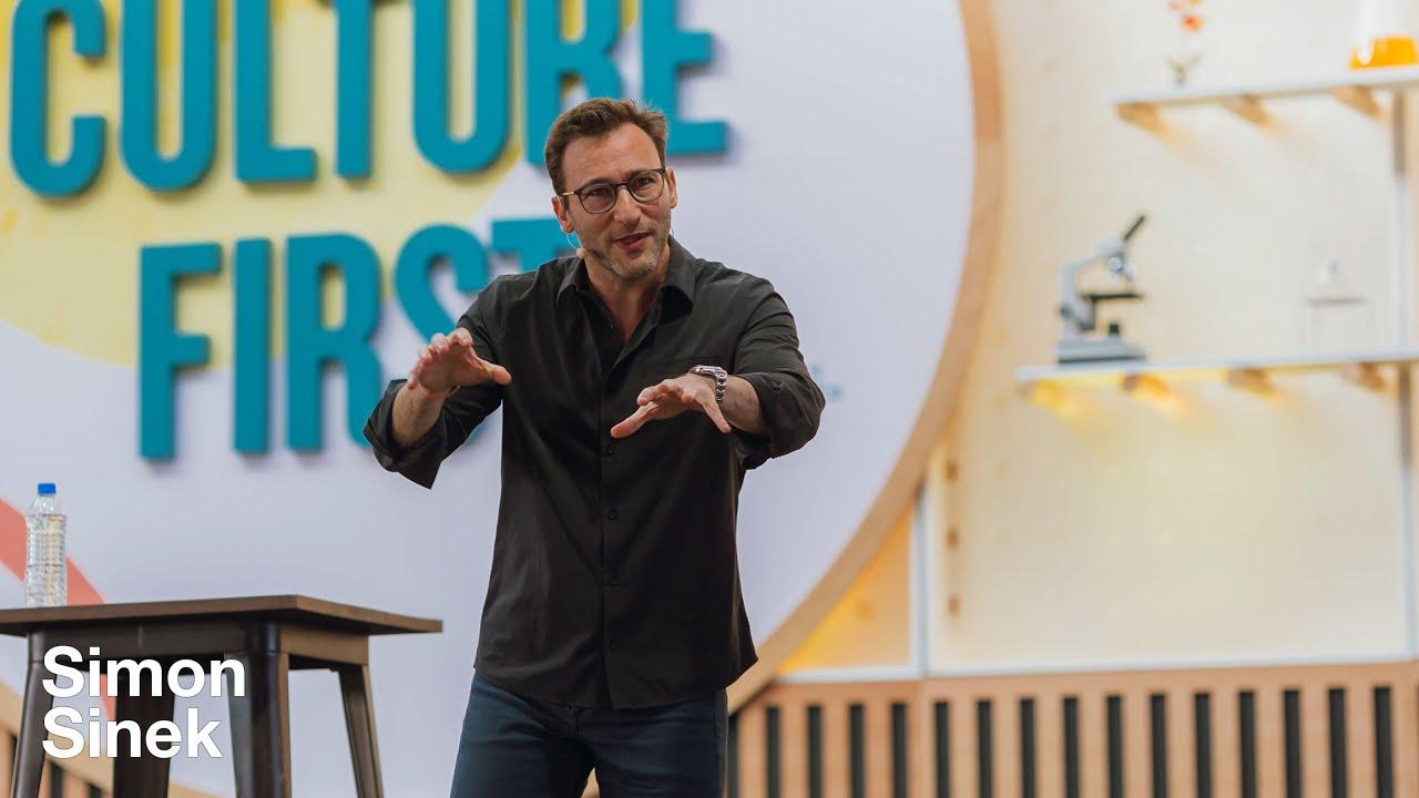 The Future of Business-Consumer Relationships   Simon Sinek