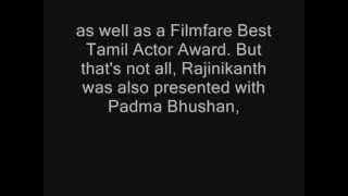 Superstar Rajinikanth Net Worth