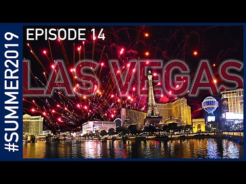 Revisiting Las Vegas - #SUMMER2019 Episode 14