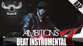 Dark Piano Gangsta Rap Underground BEAT - Ambitions