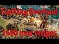 Crafting Overhaul - Divinity Original Sin 2 Definitive Edition