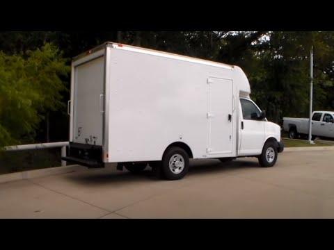 The FedEx Delivery Van