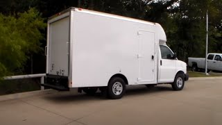 "The ""FedEx Delivery Van"" - Express Cutaway Van w/ Spartan Up-Fit"
