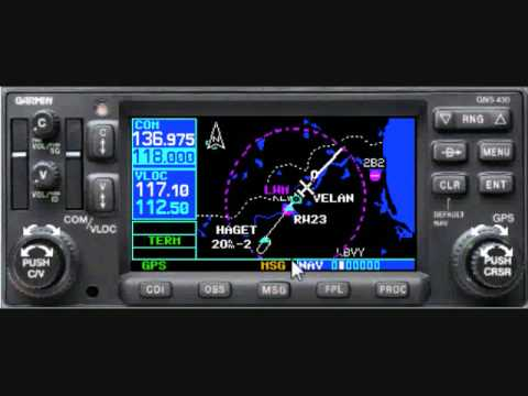 how to use the garmin gps 500 in fsx
