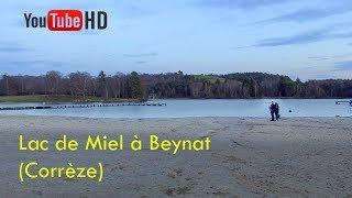Lac de Miel à Beynat en Corrèze