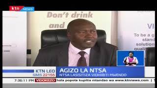 NTSA imewataka wenye magari kuweka vifaa vya kudhibiti mwendo
