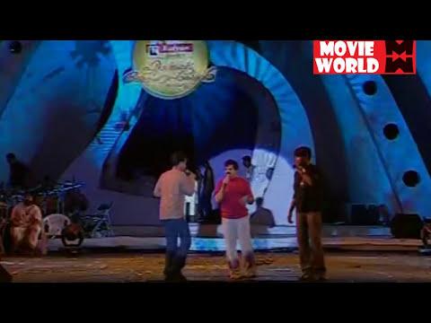 LIVE STAGE PERFORMANCE BY SREENIVAS & KARTHIK | Malayalam Stage Show 2016 |Sreenivas | Karthik| 2016