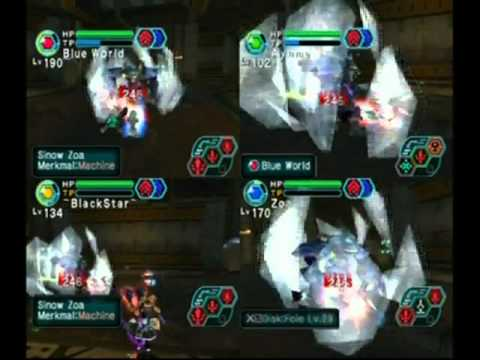 Phantasy Star Online EP1&2 Offline 4player Seabed (Ultimate)
