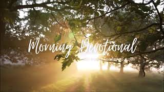 What About Your Attitude Morning Devotional 1