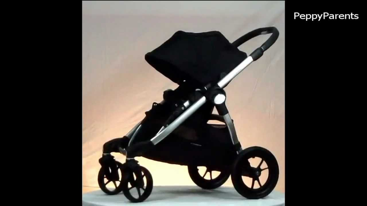 2013 Baby Jogger City Select Stroller 360 Video Review