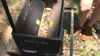 21 inch Lawn Debris Baler