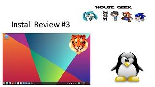 Install Review #3 Instalação Metamorphose Linux