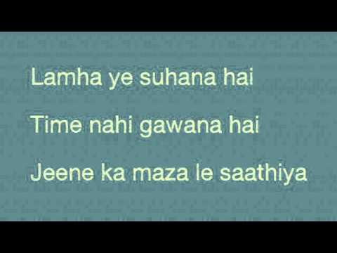 Sanam Teri Kasam 2016 Kheech Meri Photo Lyrics