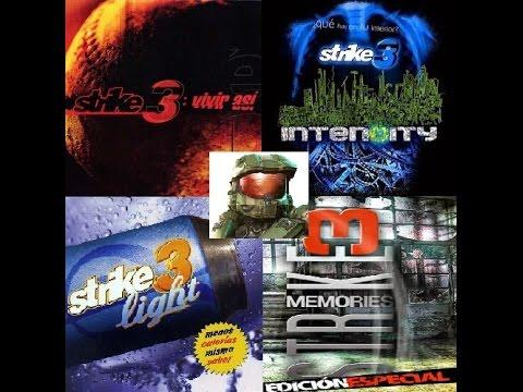 Lo Mejor de : Strike 3 . Albums - HD - HQ