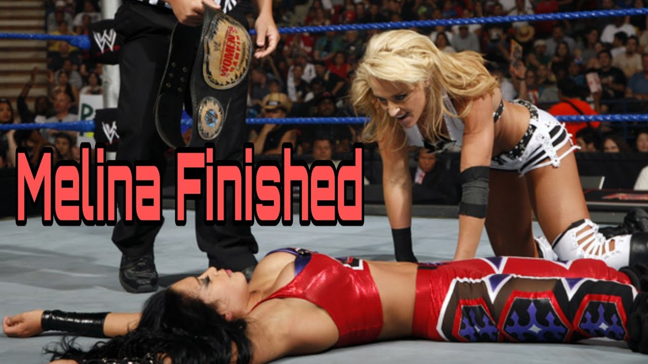 Melina Finished   Hot Compilation  