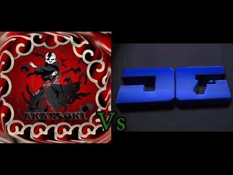 -Aka-  Vs DG - Group War EU - ShadowGun: DeadZone