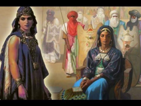 I Tuareg (1) La Regina Tin Hinan e la matrilinearità