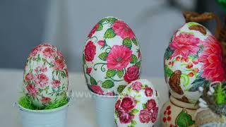 як зробити гарні яйця