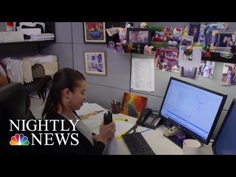 This American Company Makes Employees Take Mandatory Vacation | NBC Nightly News