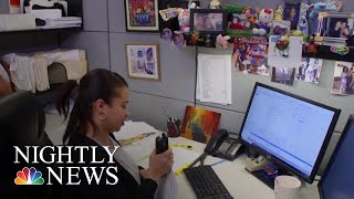 This American Company Makes Employees Take Mandatory Vacation | NBC Nightly News