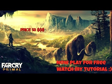 far cry primal uplay crack