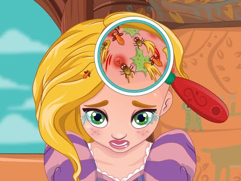 how to get rapunzel hair