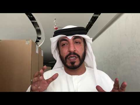 GM Diaries #3: Meeting Yousuf Amiri at the Radisson Blu Dubai Waterfront