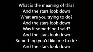 Watch Rush The Stars Look Down video