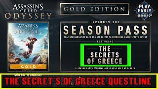 Assassin's Creed Odyssey The Secrets of Greece - Season Pass Bonus Mission - The Dunce Conundrum