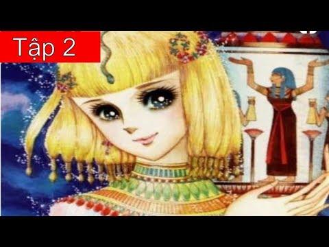 Nữ Hoàng Ai Cập Tập 2: Biệt Giam Trong Cung Cấm (Bản Siêu Nét)