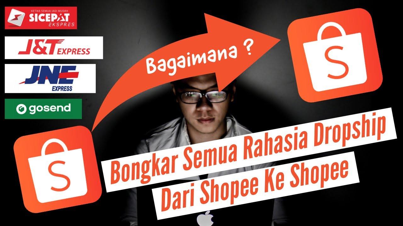 Trik Shopee 2020 ️ Dropship Shopee Resi Otomatis | Bisnis ...