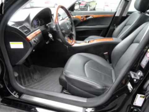 2008 mercedes benz e320 bluetec kingsport tn youtube for Mercedes benz of kingsport