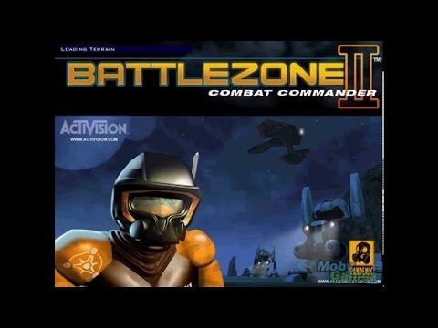 BattleZone 2 multiplayer СТРИМ Remodeled Mod