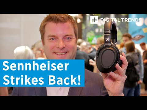 Sennheiser PXC 550-II Hands-on Review | Taking On Sony and Bose