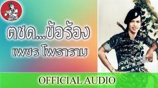 ตชด...ขอร้อง - เพชร โพธาราม [Official Audio]