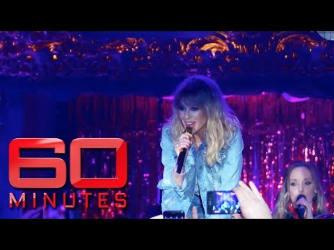 LIVE: Kylie Minogue performs new song 'Dancing' | 60 Minutes Australia