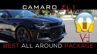 2018 Chevrolet Camaro ZL1 Review | Best car for the money, hands down!